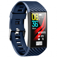 NO1 DT58 Blood Oxygen Pressure Smart Bracelet BLUE