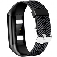 NO.1 DT58 Blood Oxygen Pressure Smart Bracelet BLACK
