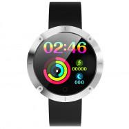 OUKITEL W5 Smart Bracelet 1.22 inch NRF52832 64KB RAM 512KB ROM Heart Rate Monitor Step Count Sedentary Reminder 200mAh Built-in SILVER