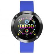 OUKITEL W5 Smart Bracelet 1.22 inch NRF52832 64KB RAM 512KB ROM Heart Rate Monitor Step Count Sedentary Reminder 200mAh Built-in BLUE