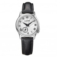 RARONE Women Genuine Leather Quartz Watch WHITE 1PC