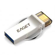 EAGET V90 USB 3.0 64GB Flash Drive OTG Smartphone Pen Drive USB Stick