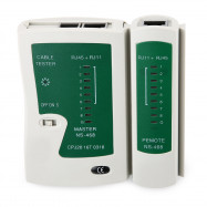 Network Cable Tester RJ45 RJ11 CAT5 UTP LAN Networking Tool