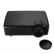Co680 LCD Projector Media Player 2000 Lumens 800 x 600 Pixels for Home Office Education