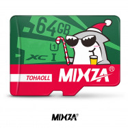Original MIXZA 64GB Micro SDXC Memory Card Storage Device