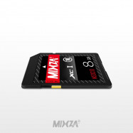 MIXZA Memory Card 8GB SDXC Card Data Storage Gadget for Digital Camera