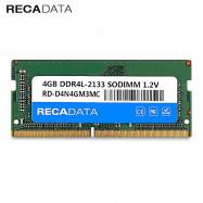 RECADATA 4GB DDR4L - 2133 Memory Module for Laptop
