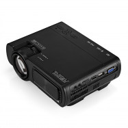 High-definition Multimedia Powerful T5 LCD Portable Mini Projector