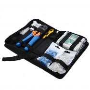 Network Computer Maintenance Tool Kit Cable Tester 868E Network Pliers Crystal Head