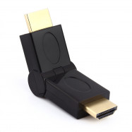 Gold-plated HDMI Male to Male Video Connecting Adapter
