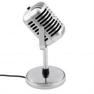 Karaoke Vintage Microphone