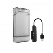 MAIWO K104 USB 3.0 Hard Drive Enclosure Support 2.5 inch SSD Free Tools