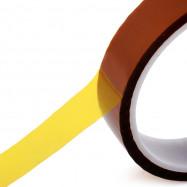 1 inch High Temperature Kapton Tape with Heat / Chemical / Puncture Resistant Function