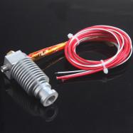 3D Printer V6 Hot End Kit 1.75 / 0.4mm Nozzle