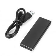ZOMY USB 3.1 to M.2 NGFF SSD Converter Enclosure