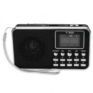 T - 505 Digital LED Display Screen Speaker FM Radio