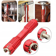 Faucet and Sink Installer Multifunctional Water Pipe Wrench