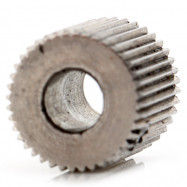 MK7 / MK8 12mm 40 Teeth Stainless Steel Extrusion Wheel 3D Printer Accessories