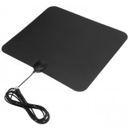 TY29 Flat High Gain HDTV High-definition Digital TV Antenna DVB-T2 with Signal Amplifier