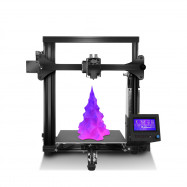 ZONESTAR Z5FM Dual Extruder Auto Mix-Color Quickly Assemble 3D Printer