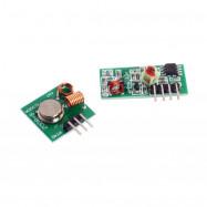 DIY 433MHz Wireless Transmitter  Receiving Module Superregeneration