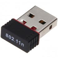 USB 2.0 150M Wireless Network Card Desktop Laptop Wifi Receiver Transmitter 802.11n