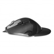 Delux M910BU Wired Optical Mouse Adjustable DPI for Office Game
