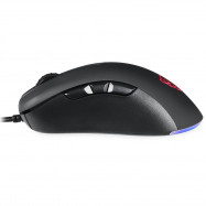 MOTOSPEED V100 Dual Engine RGB Gaming Mouse Original PAW3327 Infrared Light
