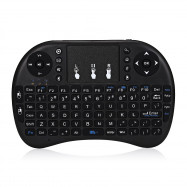 I8 Portable Handheld Wireless 2.4GHz Mini Keyboard Touchpad Mouse Combo