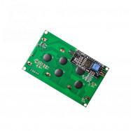 IIC/I2C 2004 LCD2004 LCD Module Green Screen