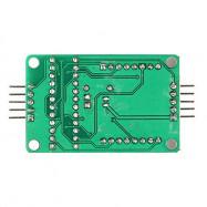 MAX7219 Red LED Dot Matrix Display Module MCU Control DIY Kit for Arduino