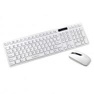 SUNSONNY S - R3000 Wireless Desktop Keyboard Mouse Combo 104 Keys