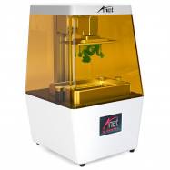 Anet N4 New UV Photocuring LCD 3D Printer with 3.5 Inch Smart Color Touch Screen Off-line Print