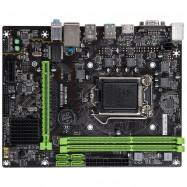 MAXSUN MS - Earthshaker H310CM - V3H R2.0 Intel Motherboard mATX + SATA3.0 + USB3.0 + Dual Channel DDR3