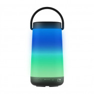 Newrixing NR - 2000 Music Pulse Colorful LED Light Portable Wireless Bluetooth Speaker