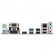 MAXSUN H311M - 666 Intel Motherboard SATA3.0 / USB3.0 / Dual Channel DDR3