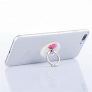 Flower Vintage Pattern Ring Holder for Phone