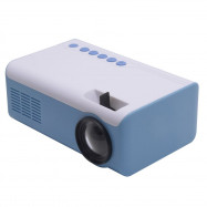 HUIMI HML - 2010 LCD Smart Home Office Projector 320 x 240P Support 1080P + USB / HDMI / AV / Audio out / TF