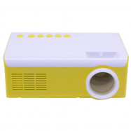 HUIMI HML - 2010 LCD Smart Home Office Projector 320 x 240P Supports 1080P USB / HDMI / AV / Audio out / TF