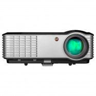 RD - 819 5.8-inch LCD Home Small Office Projector 1920 x 1080P 300ANSI Boundariess USB 2.0 / HDMI / Video / Audio out / Audio in / VGA / YPbPr