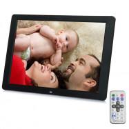 12.1 Inch LED Backlight HD 1280 x 800 Digital Photo Frame Electronic Album MP3 MP4 Full Function