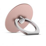 360 Degree Round Finger Ring Mobile Phone Smartphone Stand Holder