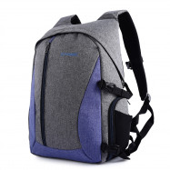 PROWELL DC21439 DSLR Camera Flax Photography Bag Backpack