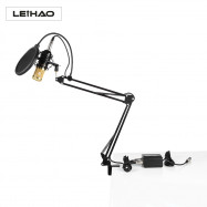 LEIHAO BM - 800 Professional Condenser Microphone Kit