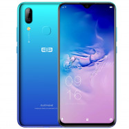 Elephone A6 MAX 4G Phablet 6.53 inch Android 9.0 Helio P22 Octa Core 4GB RAM 64GB ROM 20.0MP + 2.0MP Rear Camera 3500mAh Battery NFC Wireless Charging OTG