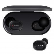 QCY T2C / T1S TWS Bluetooth Earphones Binaural Wireless Stereo Earbuds with Mic and Charging Dock