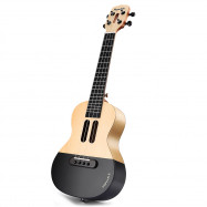 Xiaomi Populele 23 inch APP LED Bluetooth USB Smart Ukulele Gift for Beginners 1pc