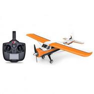 XK A600 58CM Wingspan 5CH RC Brushless Glider Aeroplane RTF EU Plug Compatible with FUTABA S-FHSS