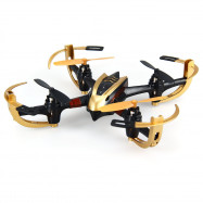 Yizhan X4 New Design 4 Channel 6 Axis Gyro 2.4GHz Quadcopter with 3D Flip Flying Function