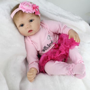 22inch-Full-Body-Reborn-Baby-Dolls-Newborn-Doll-Silicone-Vinyl-Lovely-Girl-Gift